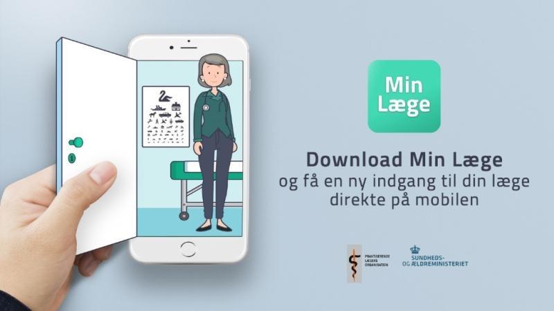 Danskerne kan nu komme i kontakt med lægen direkte på mobilen | Operate